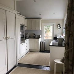 Designing a kitchen by MG Interior Design