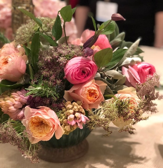 Beautiful flowers MG Interior Design