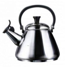 Stainless steel Kone kettle designing a kitchen MG Interior Design
