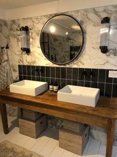 Image of bathroom illustrating MG Interior Design Personal Shopping Days