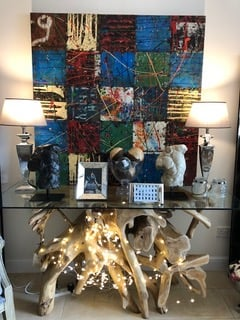 Image of art work illustrating MG Interior Design Personal Shopping Days