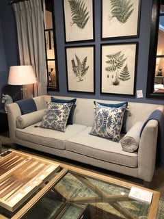 Image of furniture showrooms illustrating MG Interior Design Personal Shopping Days