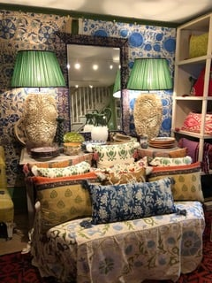 Picture of soft furniture illustrating MG Interior Design Personal Shopping Days