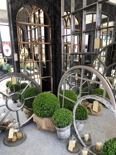 Image of objects illustrating MG Interior Design Personal Shopping Days